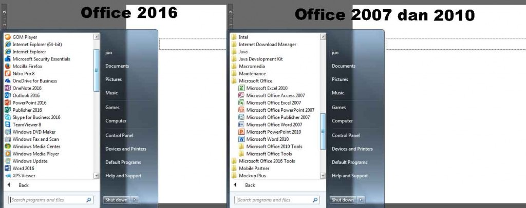 Review Microsoft Office 2016