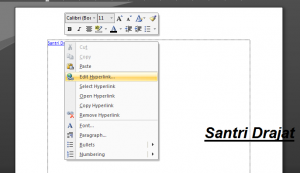 Cara Membuat Hyperlink di Microsoft Word