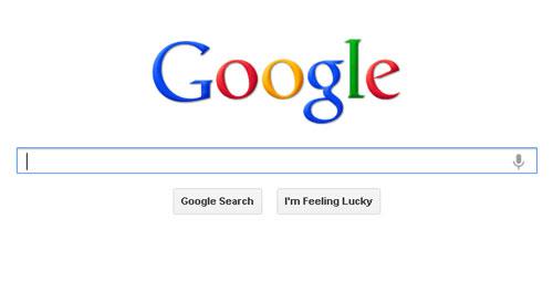 Google (hanya) Search Engine