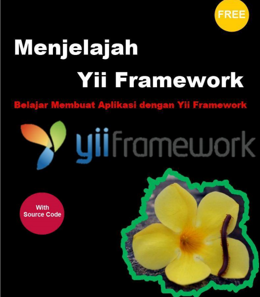 Download Tutorial Yii Framework Bahasa Indonesia PDF (Ebook)