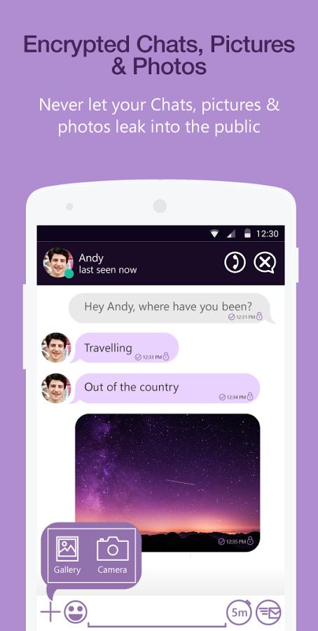 Aplikasi Anti Sadap Untuk Android