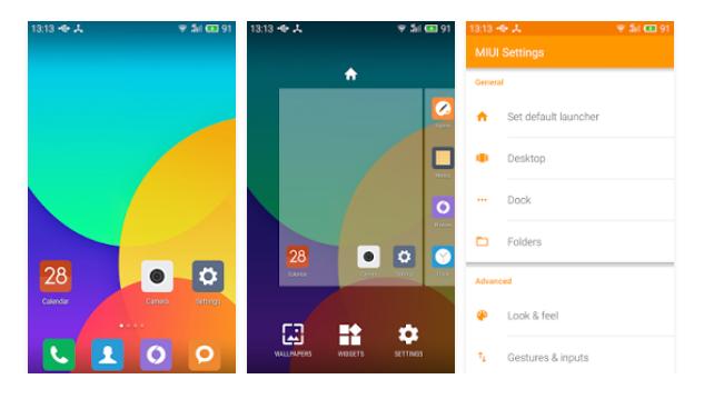 Merubah Tampilan Android Menjadi Xiaomi (MIUI) Tanpa Root