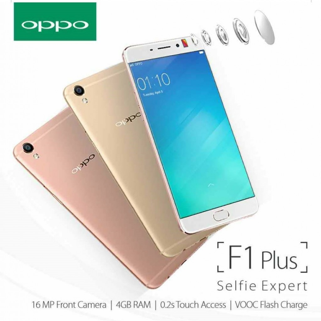 Penggemar Selfie, Pilih Oppo F1 plus atau Vivo V5 ?