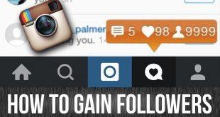 Cara Mudah Agar Follower Instagram Semakin Banyak