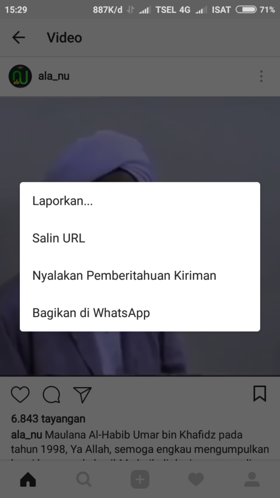 Cara Download Foto dan Video Instagram Di Android