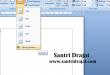 Cara Membuat Tulisan Berkolom Di MS Word
