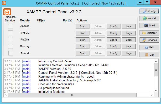 Apa Itu XAMPP Software Untuk Programmer