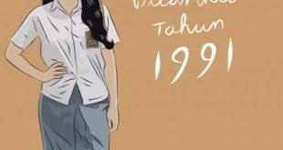 Download Novel Dilan 2 dia adalah Dilanku Tahun 1991