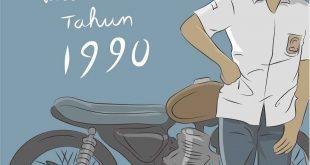 Download Novel Dilan - Dia Dilanku Tahun 1990 PDF
