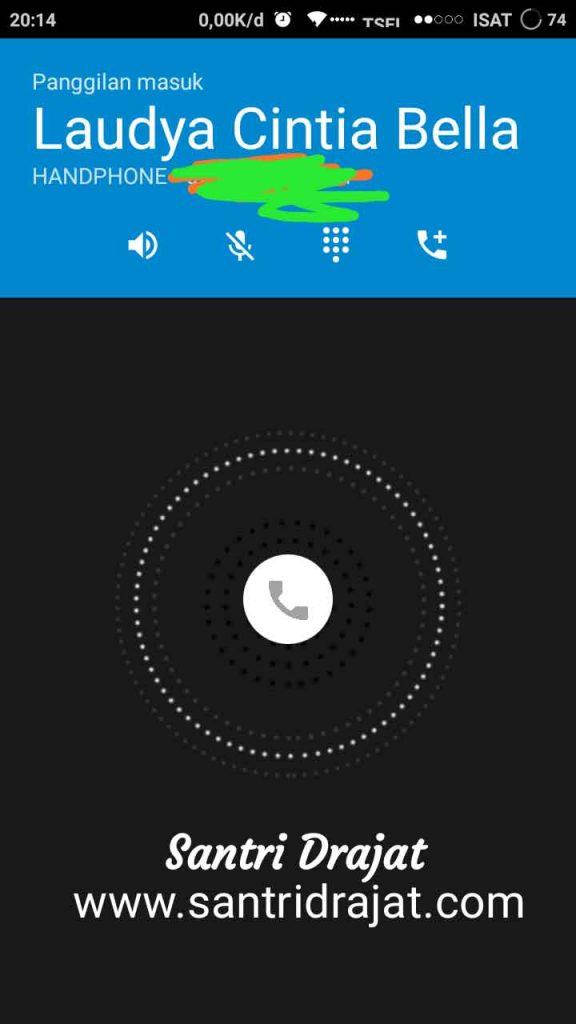 Membuat Panggilan Telepon Palsu Di Android