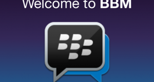 Blackberry Messenger Nasibmu Kini