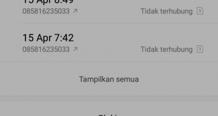 Cara Memblokir SMS dan Telepon Di Android