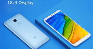 Xiaomi Redmi 5, HP Android Murah Keren Dan Berkualitas