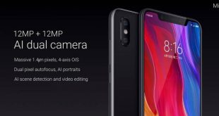 Xiaomi Mi 8 Dengan RAM 6 Gb dan Kamera Super Telah Hadir