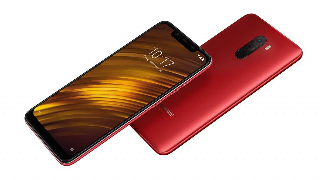 Pocophone F1 by Xiaomi, Smartphone Snapdragon 845 Termurah
