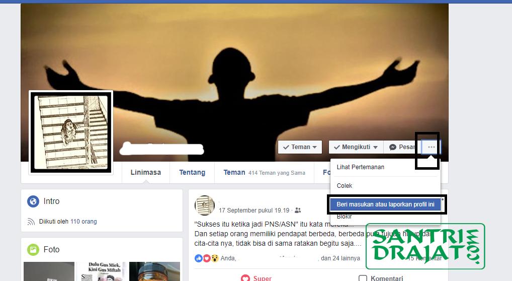 Cara Melaporkan dan Menghapus Akun Facebook Palsu