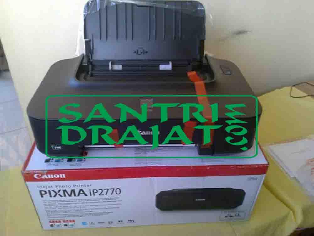 Cara Reset dan Memperbaiki Canon Pixma IP2270 Dengan Mudah