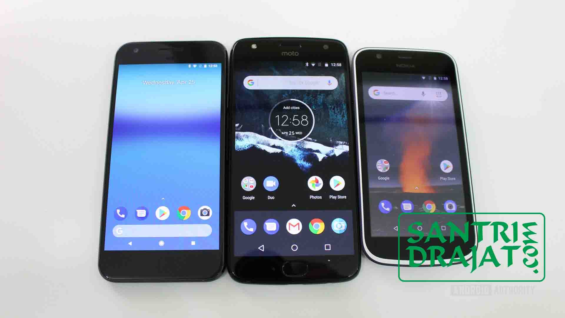 Perbedaan Android One dan Android Go