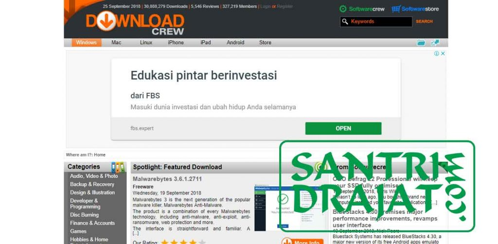 Tempat download Software Gratis Untuk Windows Kesayanganmu