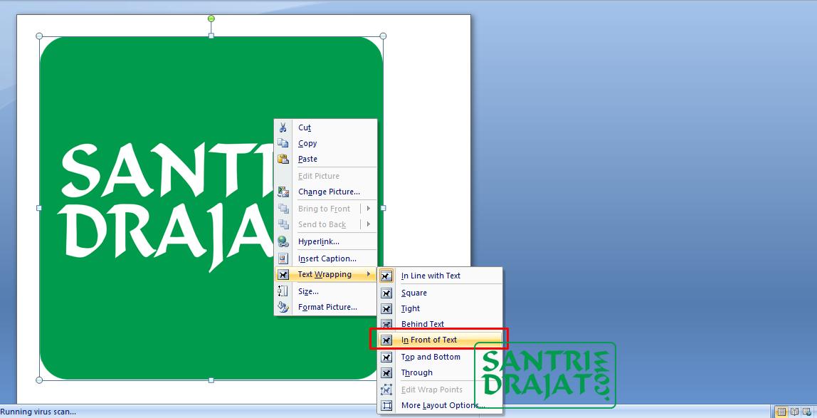 Cara Mudah Print Foto Di Microsoft Word Sesuai Ukuran