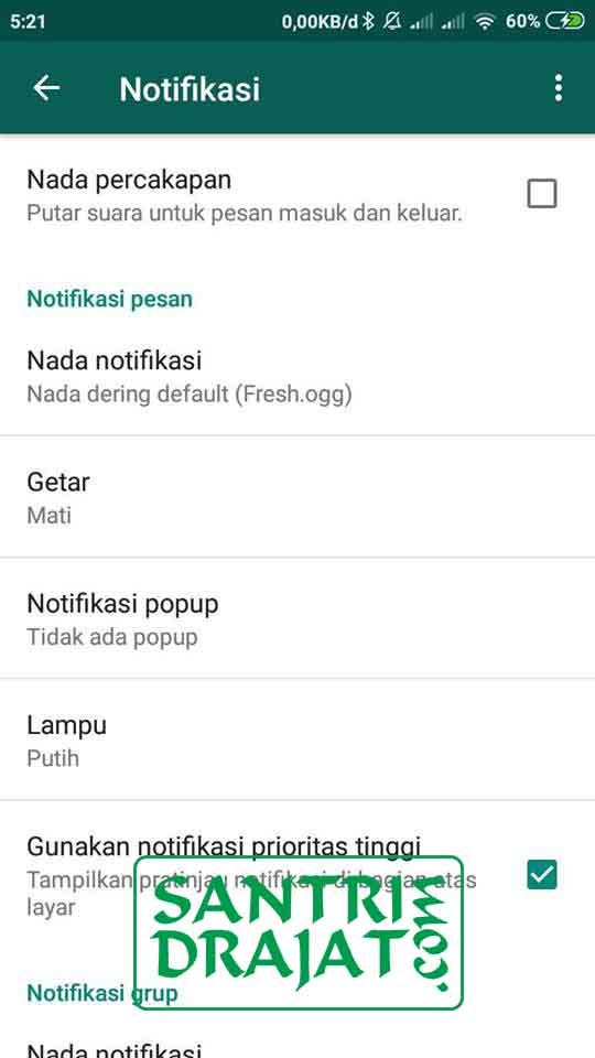 Membalas WhatsApp Tanpa Membuka Aplikasi