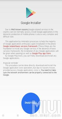Download Google Installer 2.0 dan 3.0 untuk Xiaomi Terbaru Gratis