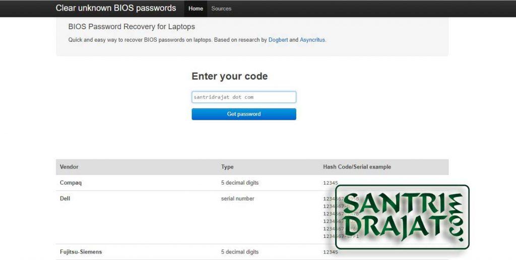 Mengatasi Lupa Password BIOS Tanpa Melepas Baterai CMOS