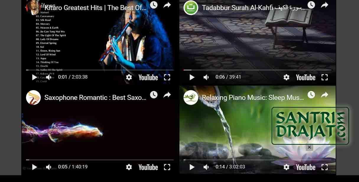 Menonton Beberapa Video Youtube Secara Bersamaan di 1 Layar 1