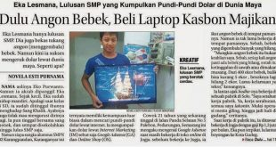 Kisah Blogger Legend : Anggon Bebek Hingga Sukses Menjadi Blogger